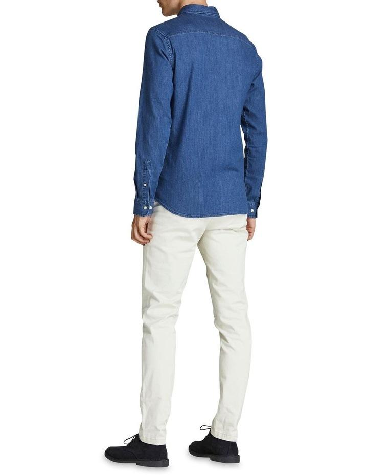 Perfect Denim Shirt Blue image 2