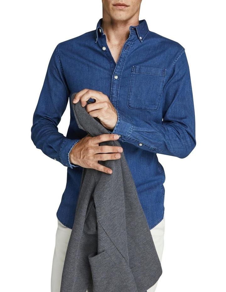 Perfect Denim Shirt Blue image 4