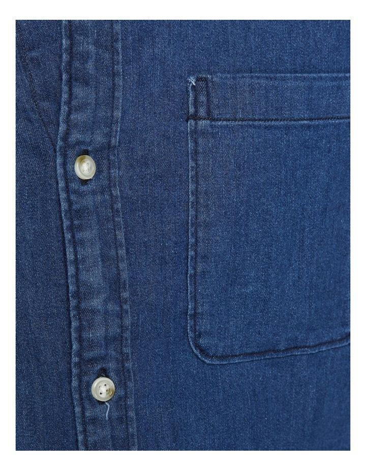 Perfect Denim Shirt Blue image 6
