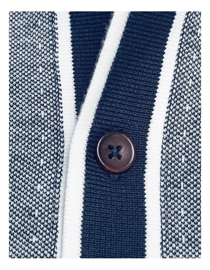 Milton Blu Short Sleeve Polo image 4