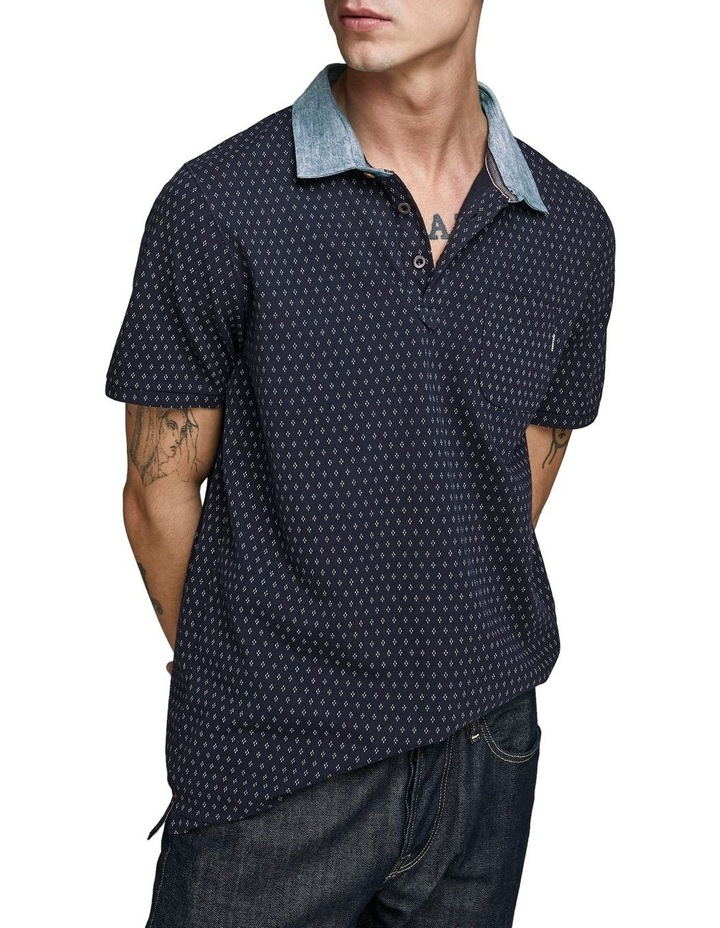 Darren Short Sleeve Polo image 1