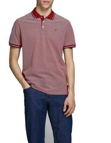 Red Dahlia colour