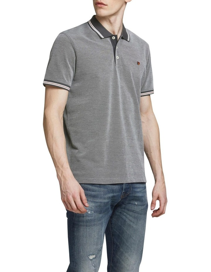 Bluwin Short Sleeve Polo Ebony image 1