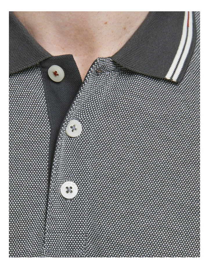 Bluwin Short Sleeve Polo Ebony image 5