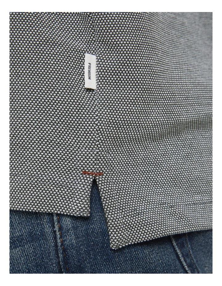 Bluwin Short Sleeve Polo Ebony image 6