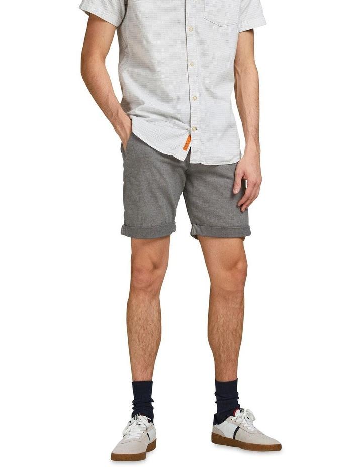 Kenso Chino Shorts Silver image 1