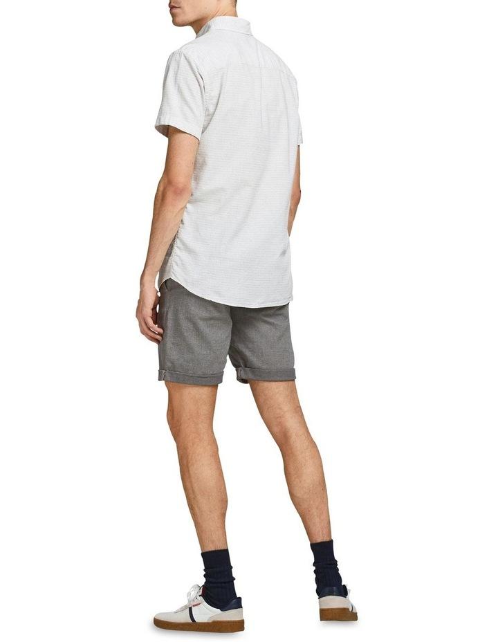 Kenso Chino Shorts Silver image 2