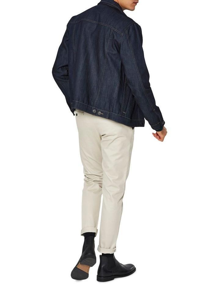 Jeppe 6149 Raw Coat Denim Jacket image 2
