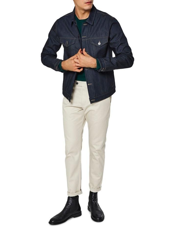 Jeppe 6149 Raw Coat Denim Jacket image 3
