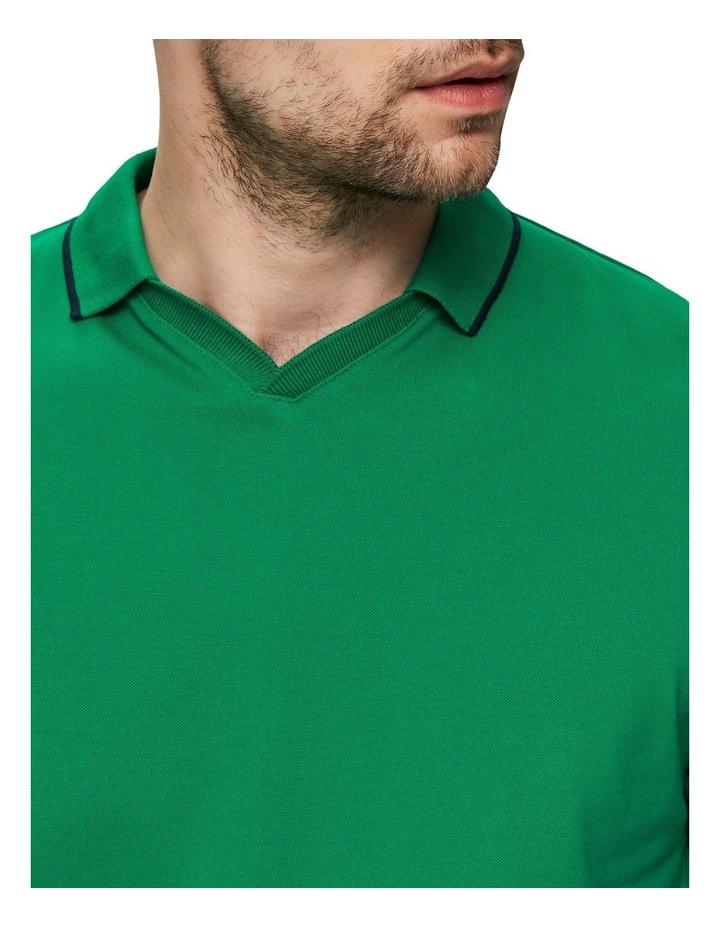 King Short Sleeve Polo image 3