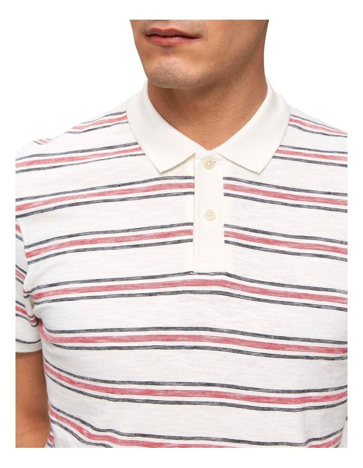 Kasper Stripe Polo image 5