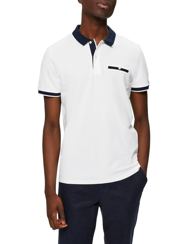 Patterson Short Sleeve Polo Shirt image 1