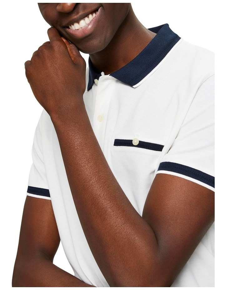 Patterson Short Sleeve Polo Shirt image 4