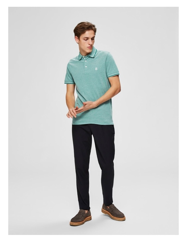 Twist Short Sleeve Polo image 1