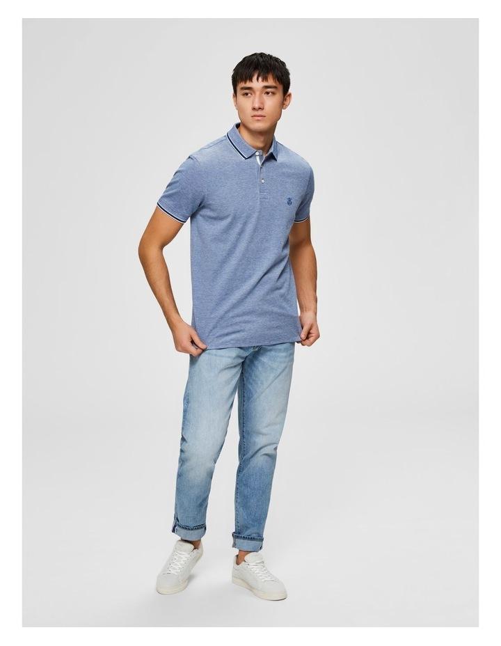 Twist Short Sleeve Polo image 1