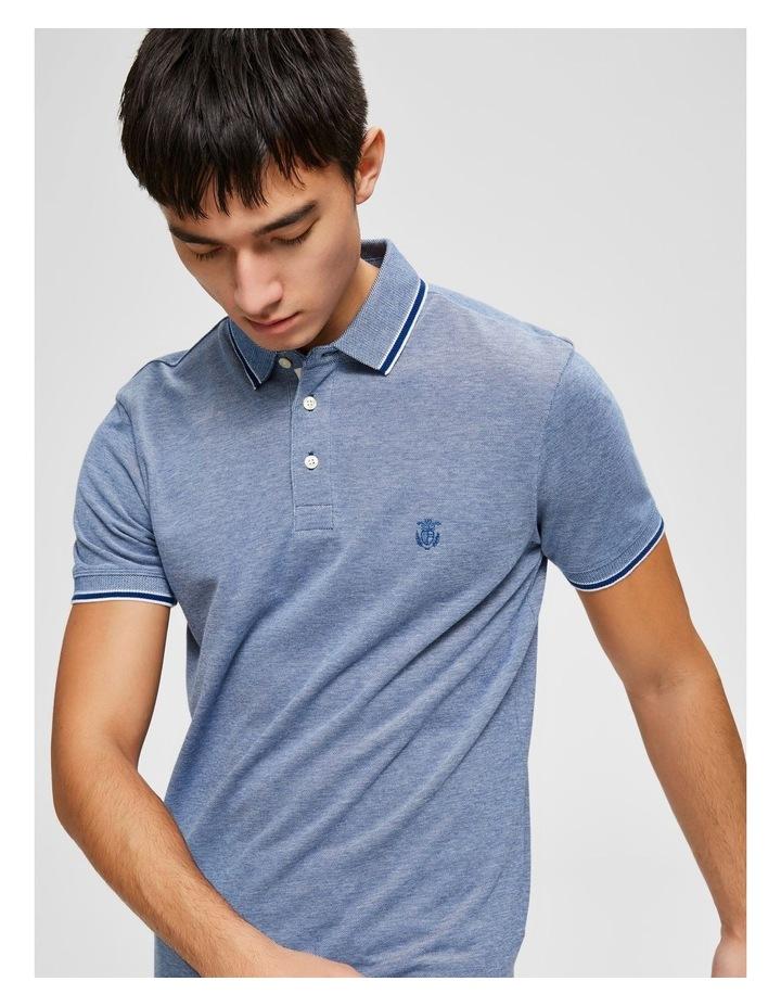 Twist Short Sleeve Polo image 3