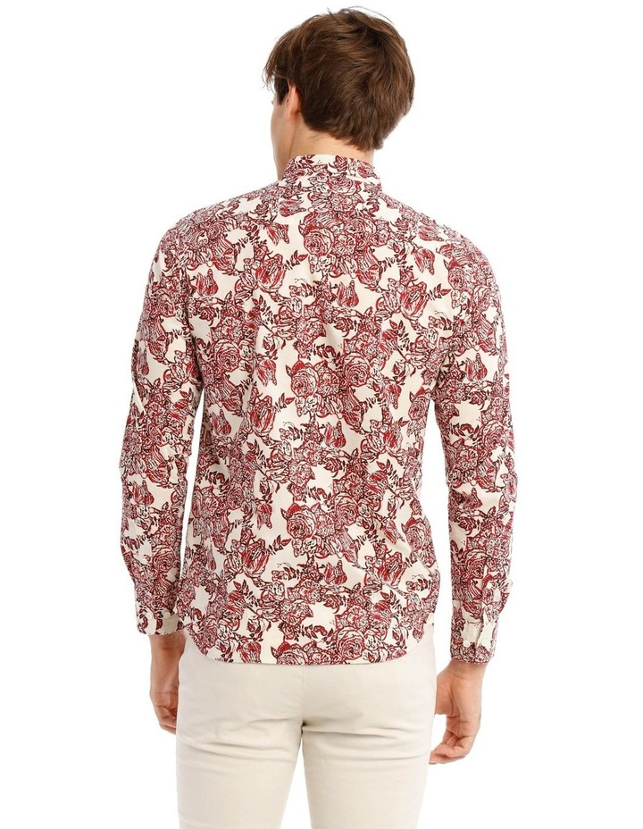 Printed Long Sleeve Shirt image 3