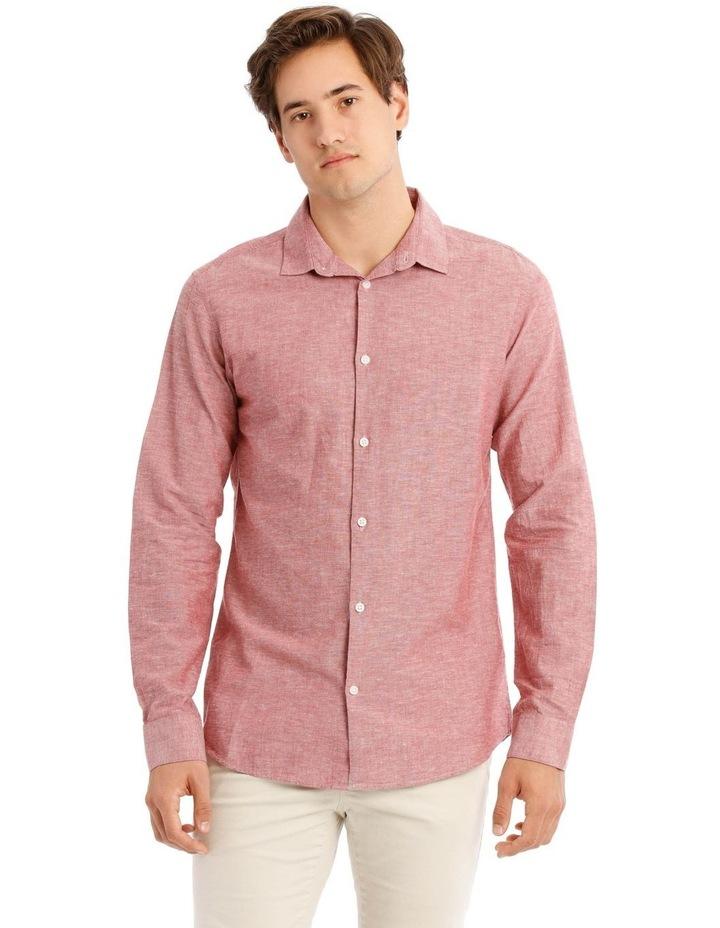 Classic Slimlinen Shirt Long Sleeve image 1
