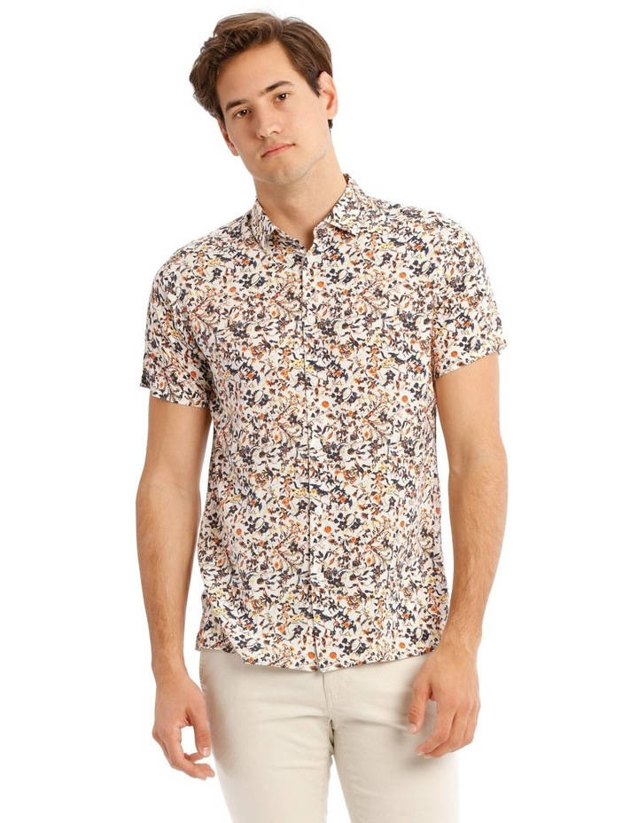 vendita uk stili diversi vendita economica Selected Homme | Regrasmus Short Sleeve All Over Print Shirt | MYER