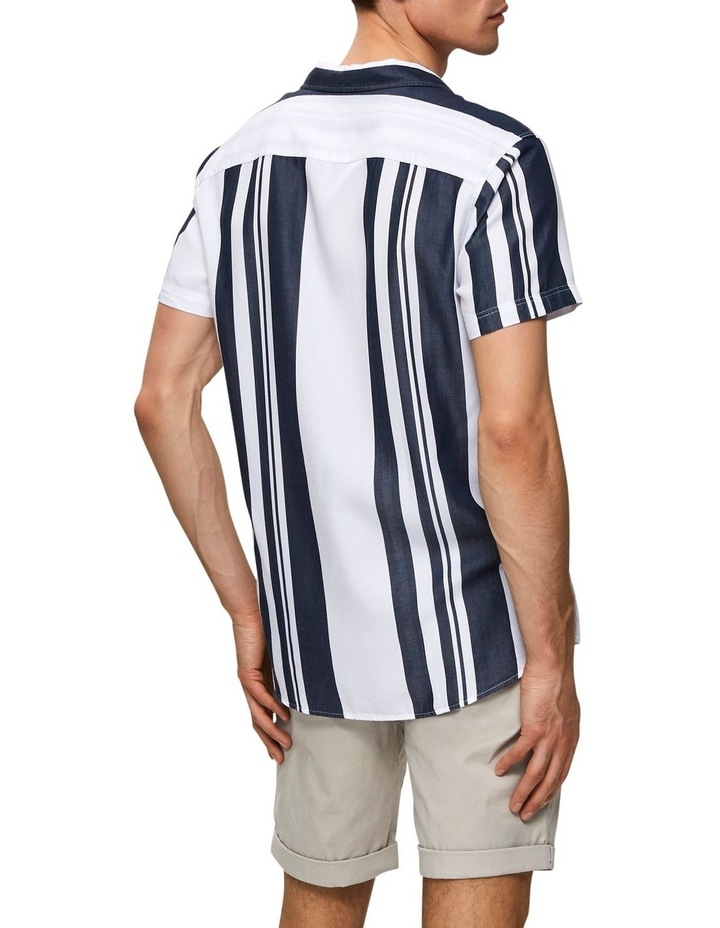 Regkevin Short Sleeve Striped Shirt image 2