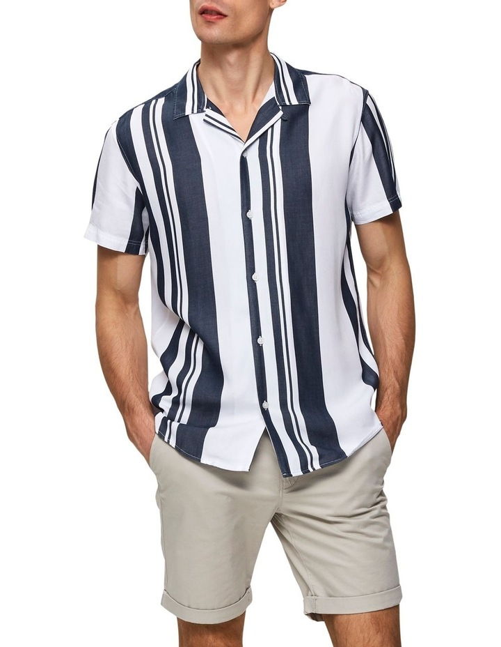 Regkevin Short Sleeve Striped Shirt image 4