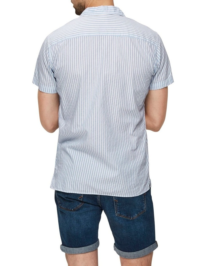 Slimstein Short Sleeve Striped Shirt image 2
