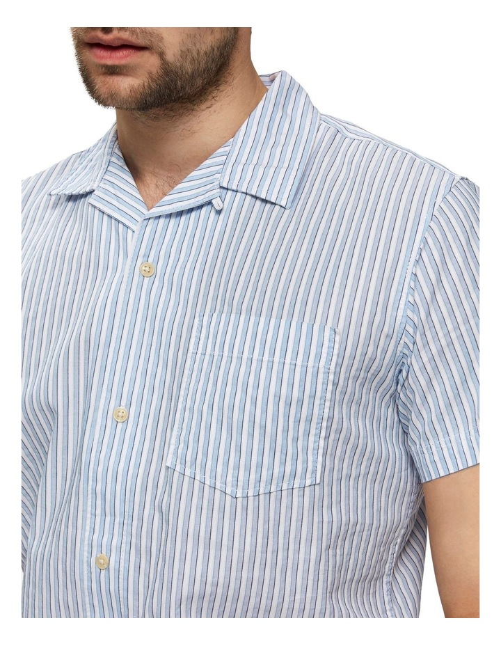 Slimstein Short Sleeve Striped Shirt image 3