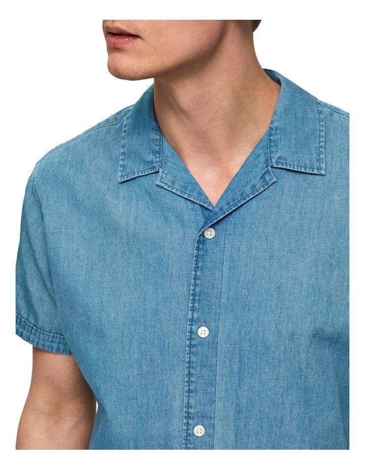 Slimnolan Solid Short Sleeve Shirt image 3