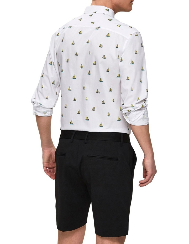 Slimpen-Tropical All Over Print Long Sleeve Shirt image 2