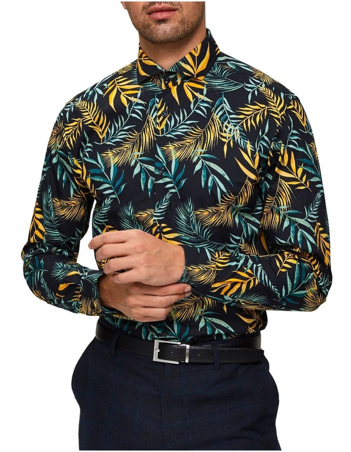 Slimsel-Winston All Over Print Long Sleeve Shirt image 1