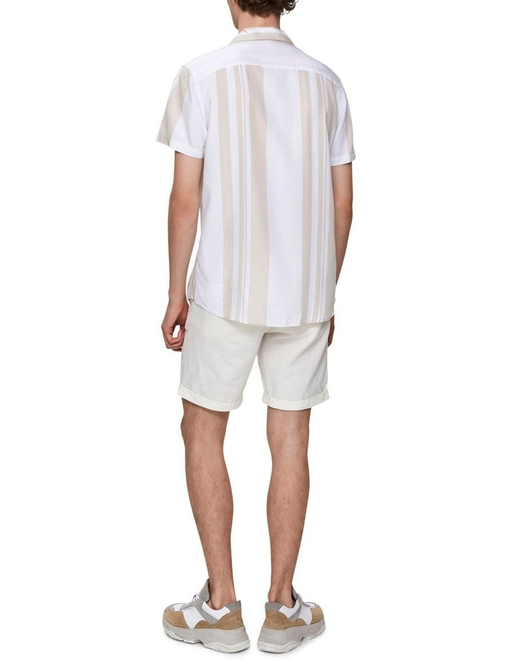 Kevin Striped Short Sleeve Shirt image 2