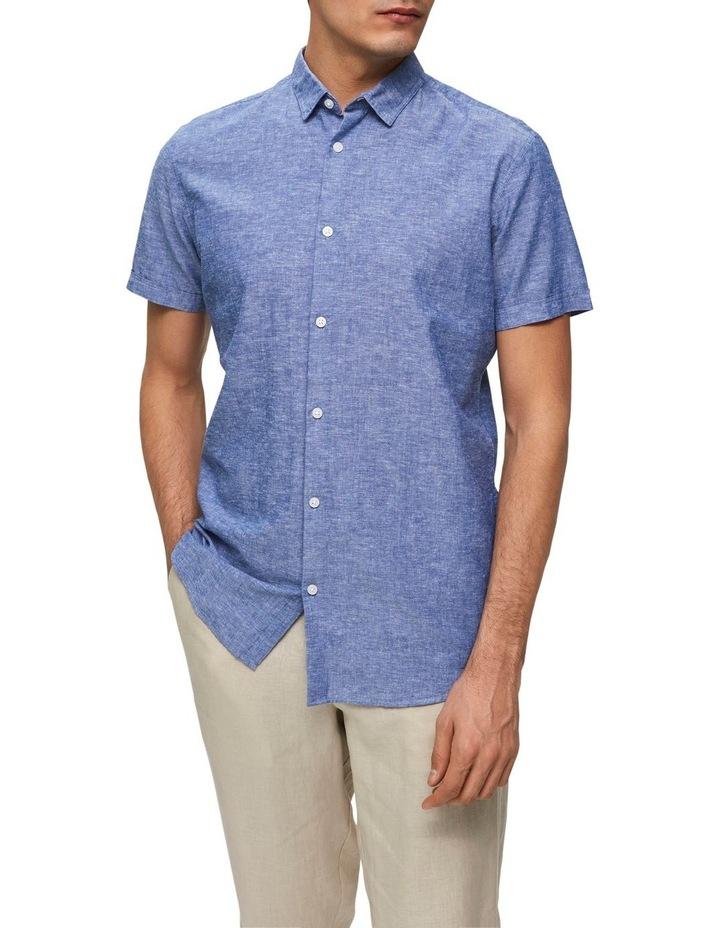 Slim Linen Shirt image 1