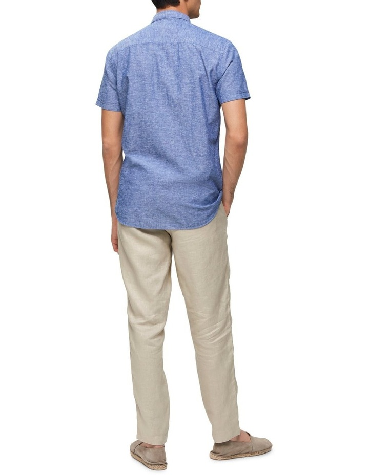 Slim Linen Shirt image 2
