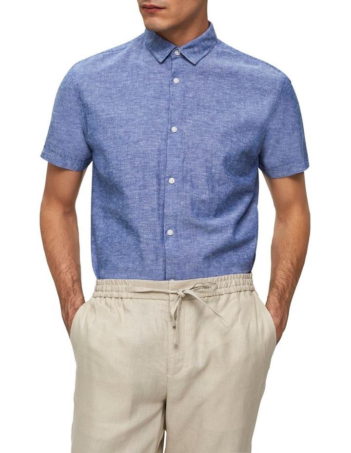 Slim Linen Shirt image 4