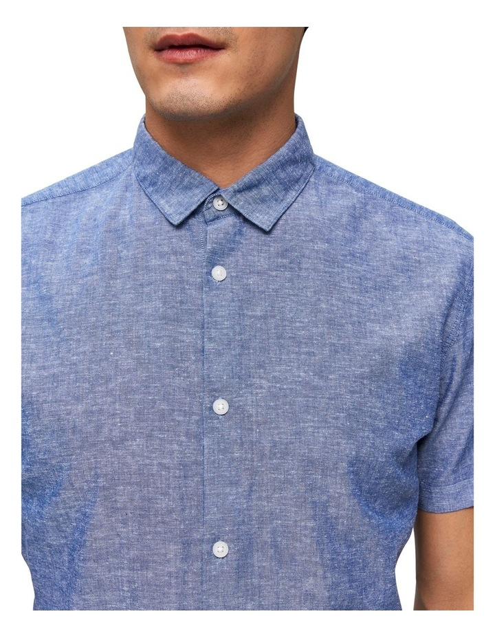 Slim Linen Shirt image 5