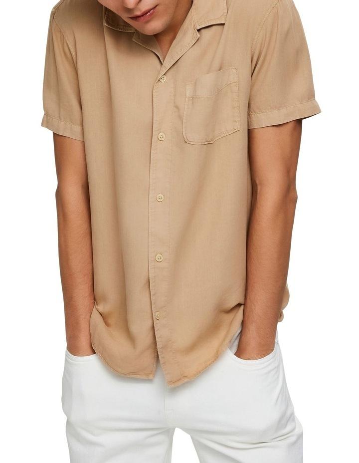 Halifax Cuban Collar Short-Sleeved Shirt image 1