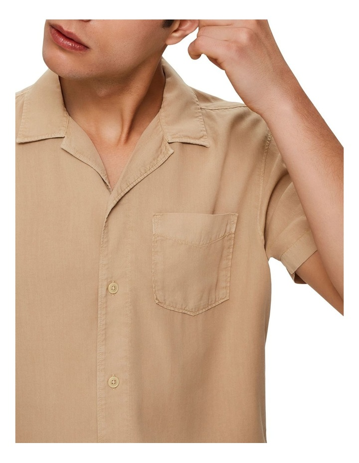 Halifax Cuban Collar Short-Sleeved Shirt image 4