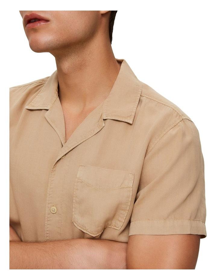 Halifax Cuban Collar Short-Sleeved Shirt image 5