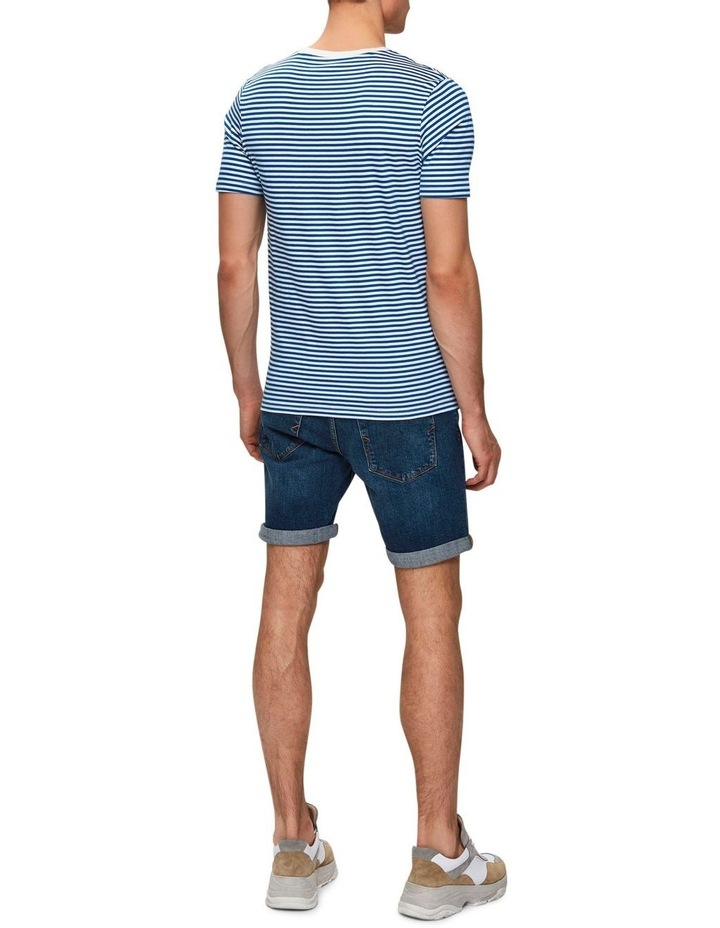 The Perfect Stripe Short Sleeve O-Neck Tee image 2