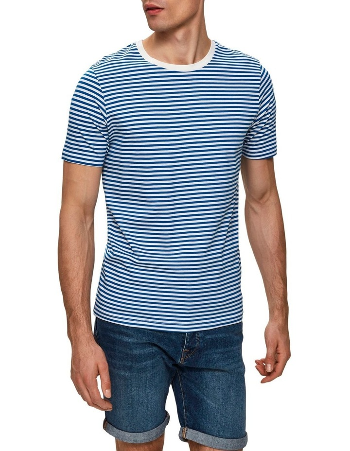 The Perfect Stripe Short Sleeve O-Neck Tee image 3