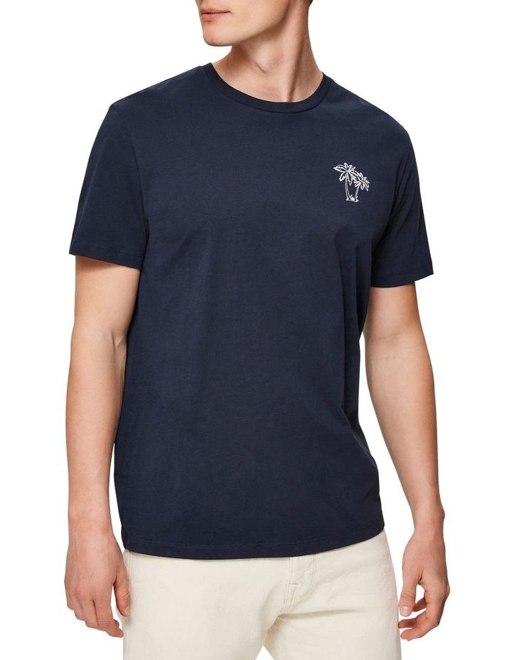 Wayne Short Sleeve O-Neck T/Shirt image 1