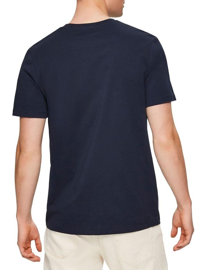 Wayne Short Sleeve O-Neck T/Shirt image 2