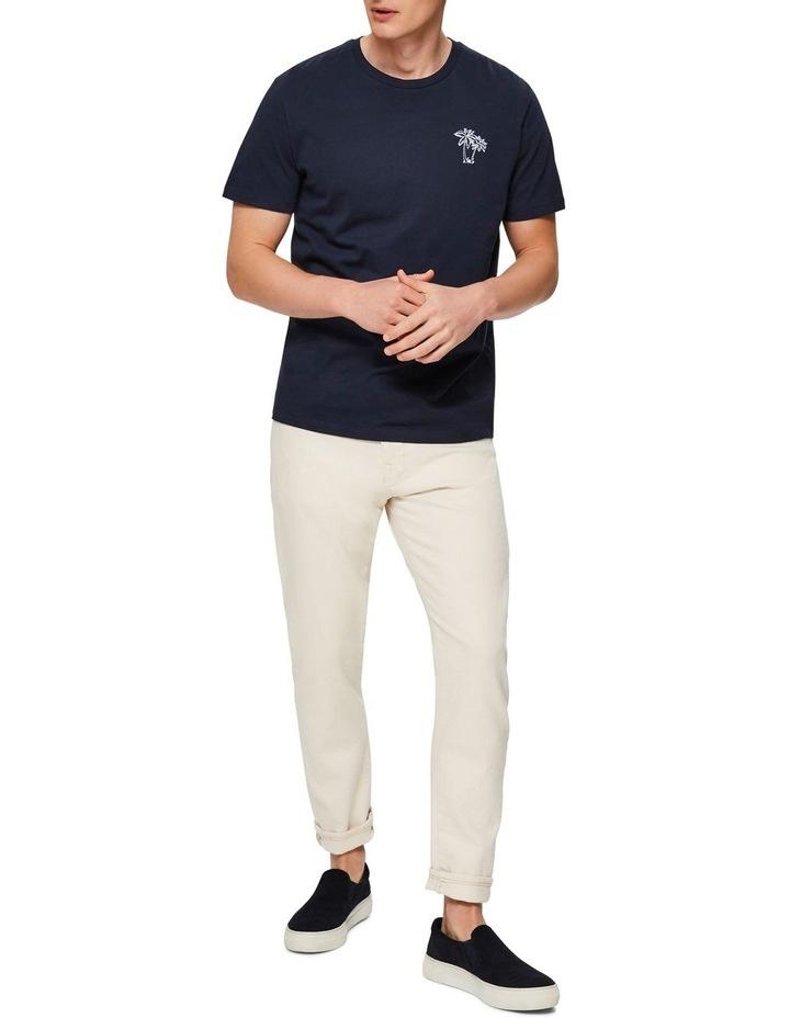 Wayne Short Sleeve O-Neck T/Shirt image 3
