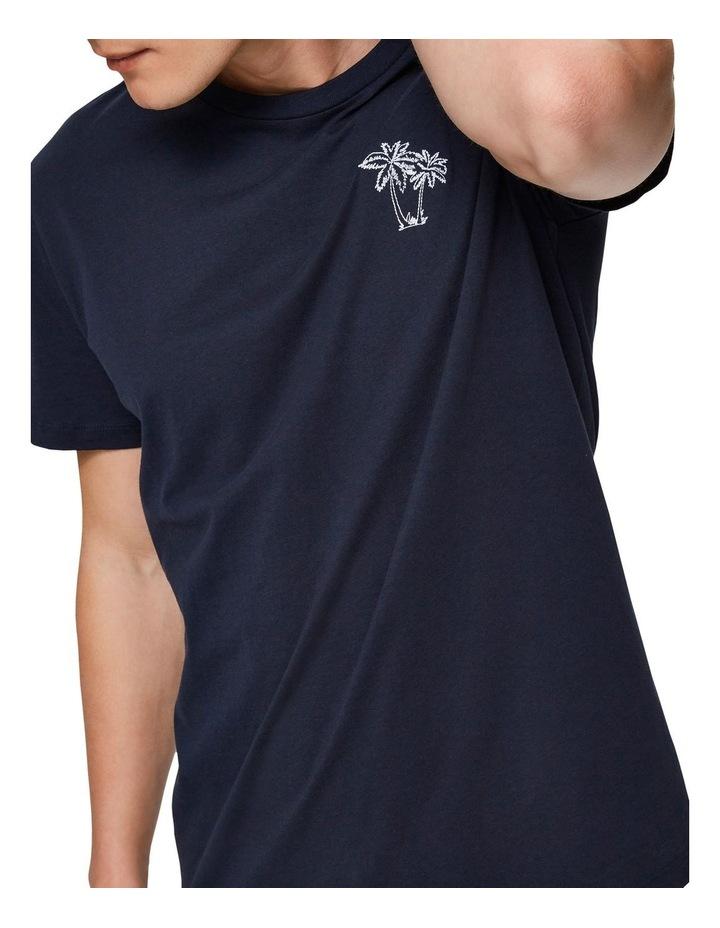 Wayne Short Sleeve O-Neck T/Shirt image 4