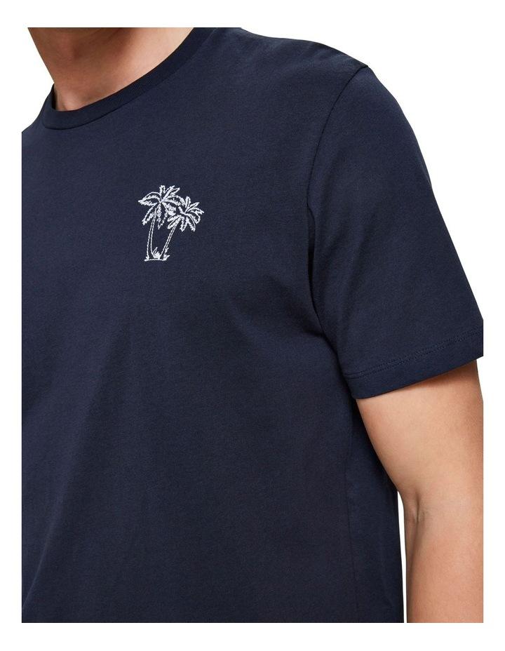 Wayne Short Sleeve O-Neck T/Shirt image 5