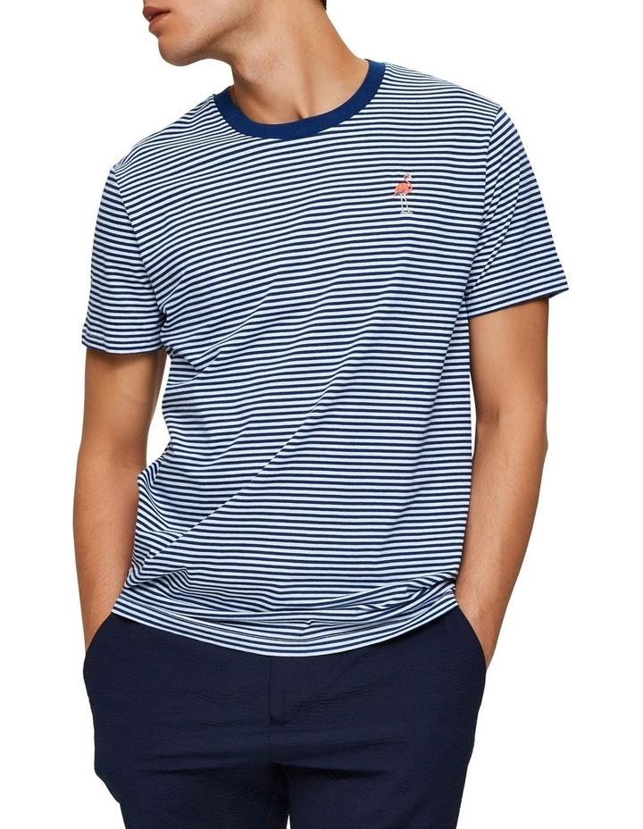 Wayne Striped T-Shirt image 1
