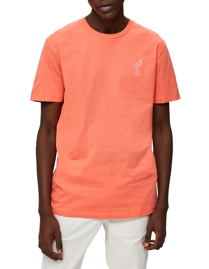 Wayne Short Sleeve O-Neck T-Shirt image 1
