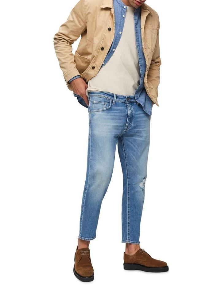 Special-Aldo Light Blue Jeans image 3