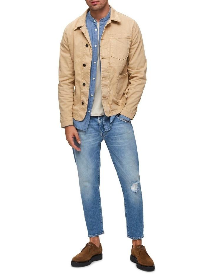 Special-Aldo Light Blue Jeans image 5