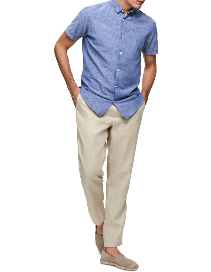 Tapered-Linnen Pants image 3